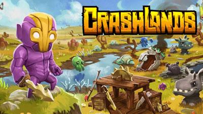 Crashlands Скачать возьми Андроид (МОД Много Денег) Русская Версия