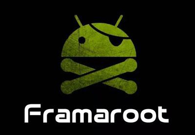Приложение Framaroot сверху русском почерпнуть root-права чтобы Андроид