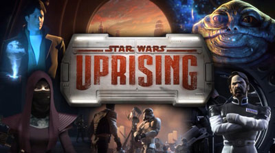 Star Wars Uprising в целях Андроид Скакчать держи Русском вместе с Читами