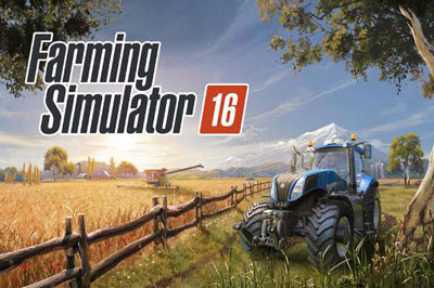 Мод трактор для игры Farming Simulator 16 на андроид