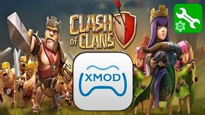 Скачать Xmodgame чтобы Clash of Clans получи русском